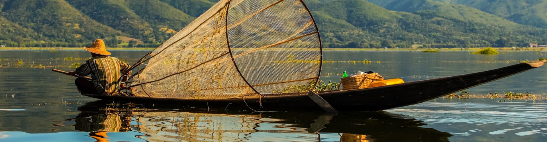 Destinations in Inle Lake