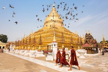 A Glimpse Of Myanmar