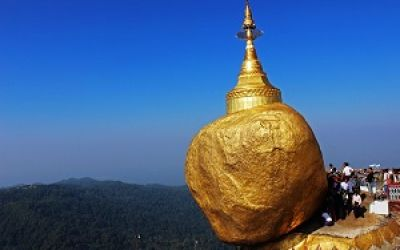 Myanmar adventure 25 days