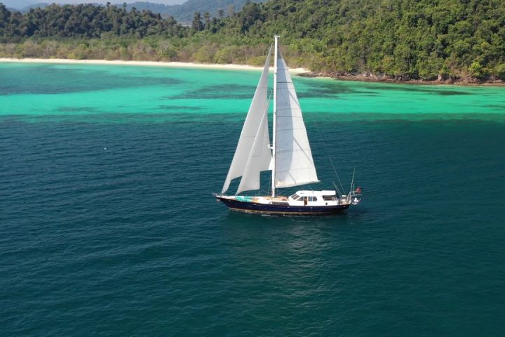 Mergui Archipelago Luxury Sailing Cruise